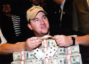 Four ways to spot a poker player at the Rio in July