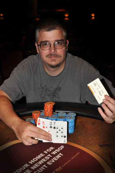 Card Player Poker Tour Choctaw Results: 28-30