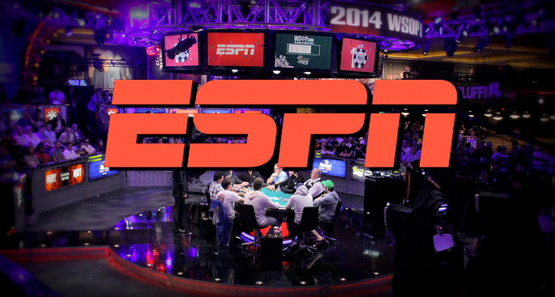 2014 World Series of Poker ESPN TV Schedule