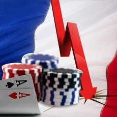 French Online Poker Slips 17% To €112.5m in H2 2014