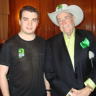 Doyle Brunson Endorses Moorman's Book of Poker