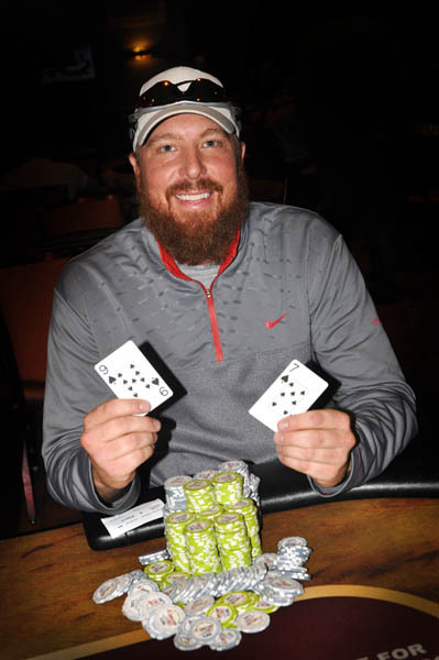 Card Player Poker Tour: Choctaw Fast Figures
