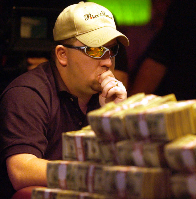 The Oral History Of The 2003 World Series Of Poker Main Event, Day One