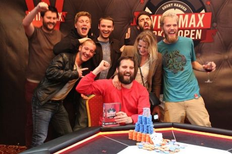Winamax Poker Open Trophy Stays in Ireland Following Tom Kitt's Win