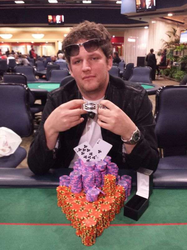 Card Player Poker Tour Hollywood Park Casino Results: Event 3