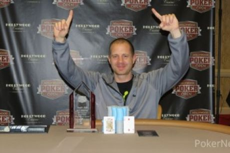 Jesse McEuen Talks His Way to Hollywood Poker Open Lawrenceburg Main …