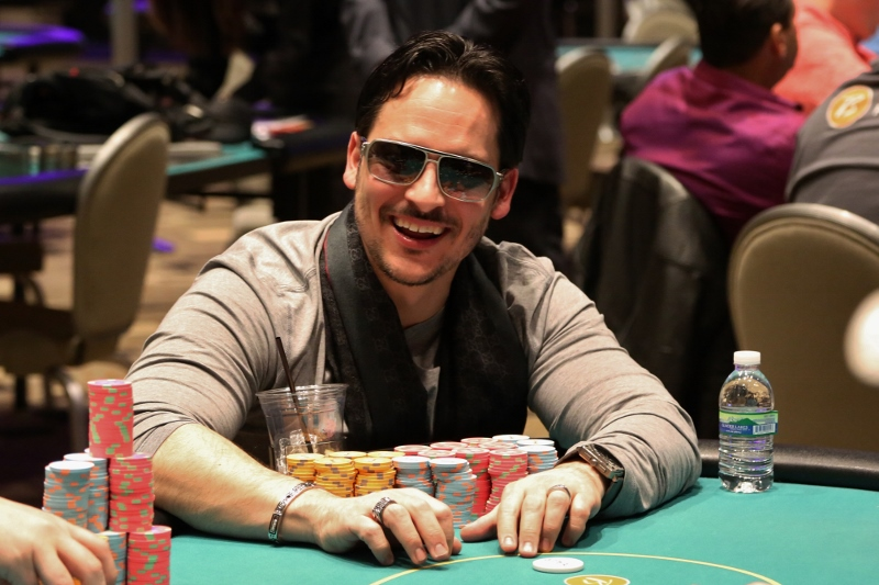 Shawn Cunix Takes Big Lead into Day 4 of Borgata Winter Poker Open