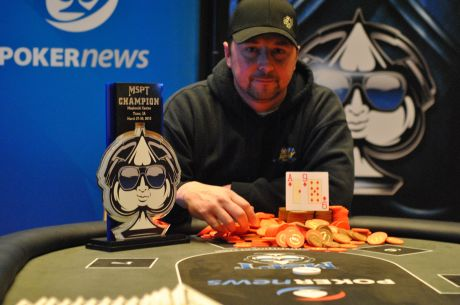 Chad Willett Battles Big Momentum Change To Win Mid-States Poker Tour …
