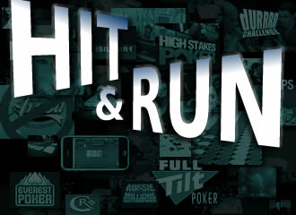 The Hit and Run: Newsweek on Poker's Skill/Luck Debate; Kaverman Wins Two …