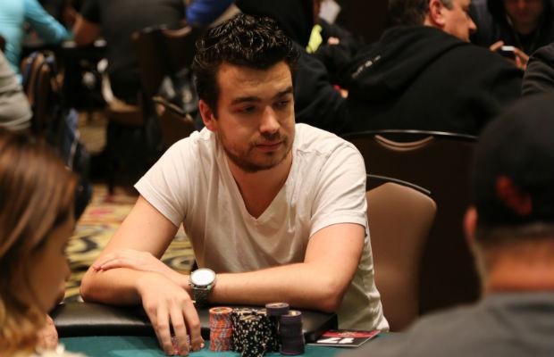 Ryan Rivers Grabs Seminole Hard Rock Poker Showdown Day 1B Chip Lead