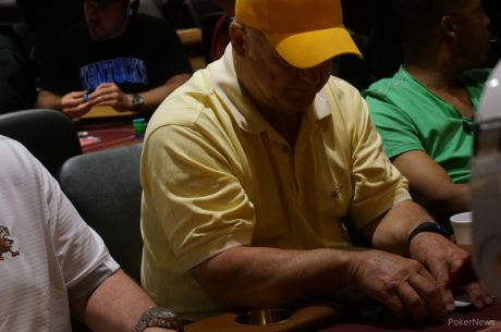 Hollywood Poker Open Columbus Main Event: Doug Holland Bags Day 1b Chip …
