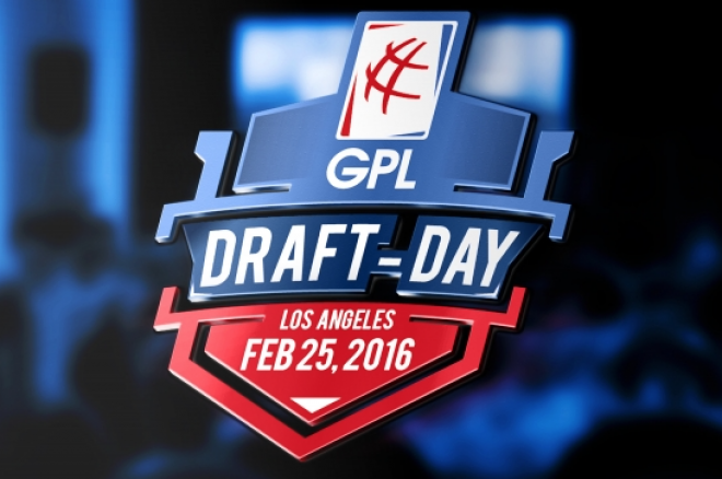 Global Poker League Draft List Announced: 203 Players, More Than $500M in Earnings