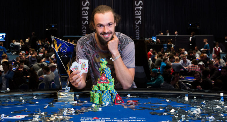 Ole Schemion Wins 2016 European Poker Tour Grand Final €100000 Super High Roller