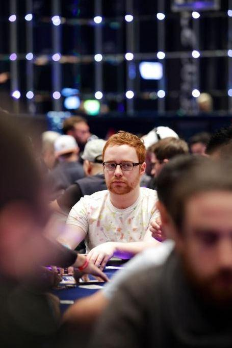 Glasgow poker star earning as much as Scotland's most famous sporting names